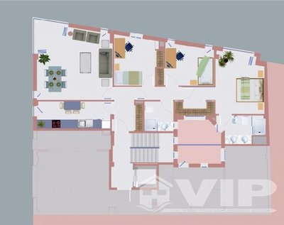 VIP7155: Apartment for Sale in Garrucha, Almería
