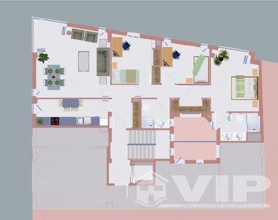 VIP7155: Wohnung zu Verkaufen in Garrucha, Almería
