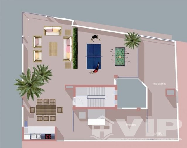 VIP7155: Appartement te koop in Garrucha, Almería
