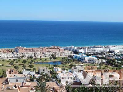 2 Chambres Chambre Appartement en Mojacar Playa