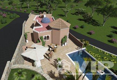 VIP7166: Villa for Sale in Turre, Almería
