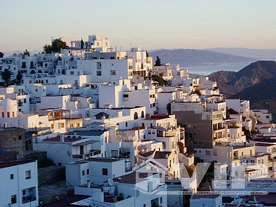 2 Bedrooms Bedroom Apartment in Mojacar Pueblo
