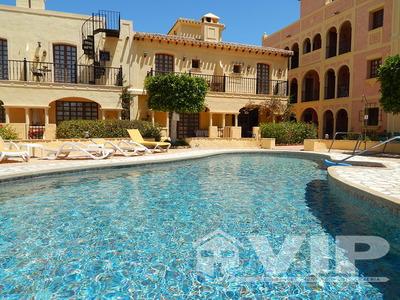 VIP7208: Stadthaus zu Verkaufen in Desert Springs Golf Resort, Almería