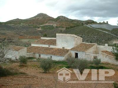VIP7209: Cortijo zu Verkaufen in Velez-Rubio, Almería