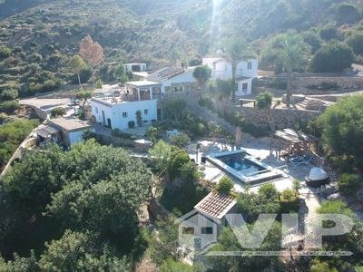 VIP7228: Villa for Sale in Mojacar Pueblo, Almería