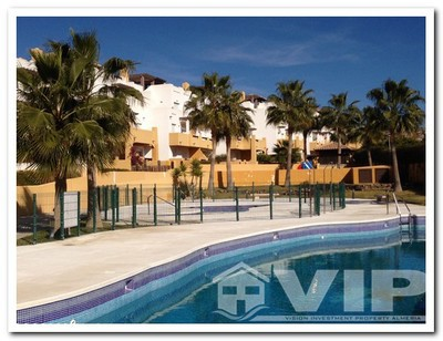 1 Bedroom Bedroom Penthouse in Vera Playa