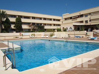 1 Dormitorio Dormitorio Apartamento en Mojacar Playa