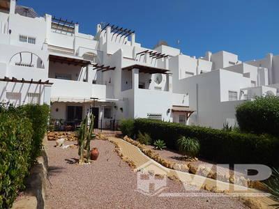 2 Habitaciones Dormitorio Adosado en Mojacar Playa