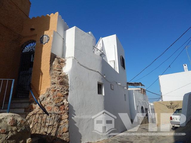 VIP7276: Rijtjeshuis te koop in Mojacar Pueblo, Almería