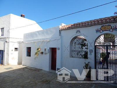 VIP7276: Townhouse for Sale in Mojacar Pueblo, Almería
