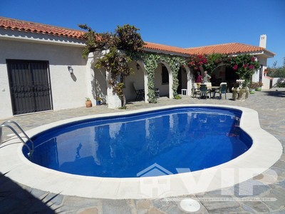 VIP7279: Villa for Sale in Mojacar Playa, Almería