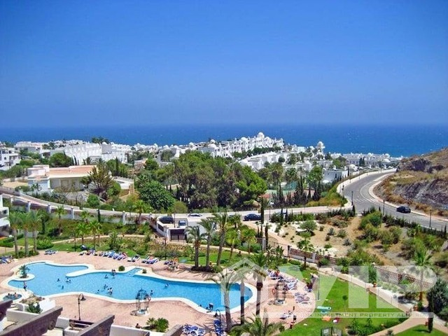 Vip7308 apartment for sale in mojacar playa almer a for Apartamentos playa mojacar
