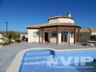 VIP7317: Villa for Sale in Zurgena, Almería