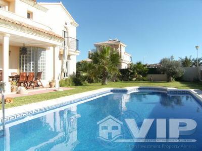 4 Habitaciones Dormitorio Villa en Vera Playa