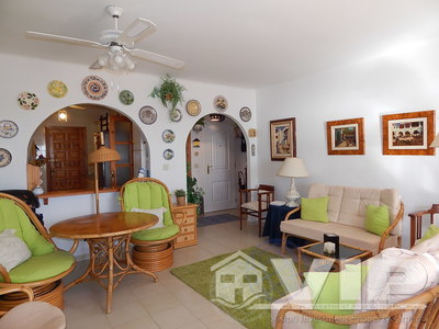 VIP7335: Villa for Sale in Mojacar Playa, Almería