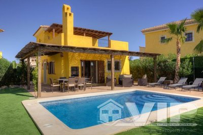 VIP7347: Villa à vendre en Desert Springs Golf Resort, Almería