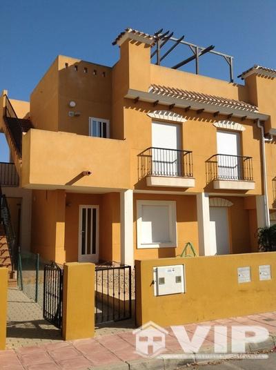 3 Bedrooms Bedroom Apartment in Los Gallardos