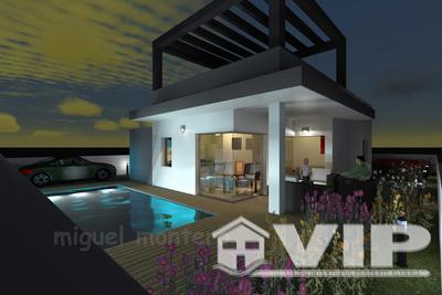 3 Chambres Chambre Villa en Los Gallardos