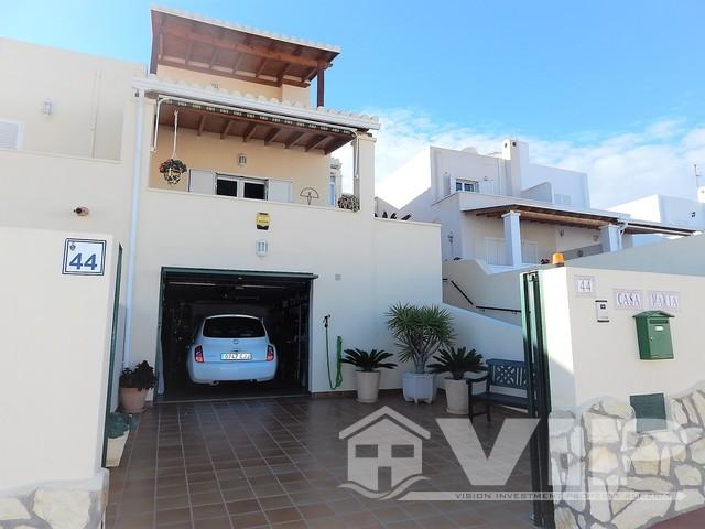 VIP7364: Villa à vendre dans Mojacar Playa, Almería