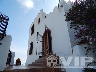 VIP7372: Villa for Sale in Mojacar Pueblo, Almería