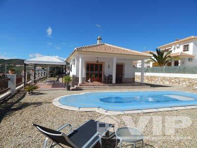 VIP7381: Villa en Venta en Arboleas, Almería