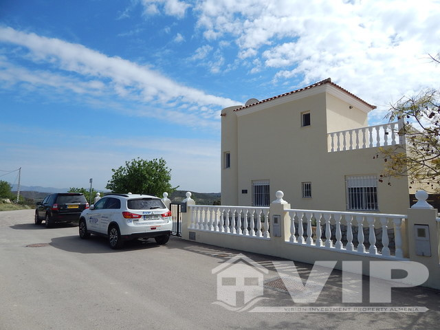 VIP7391: Villa for Sale in Cariatiz, Almería