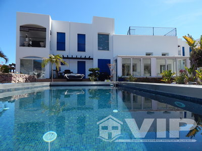 VIP7394: Villa for Sale in Mojacar Playa, Almería