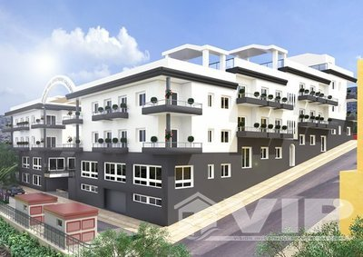 VIP7401: Apartment for Sale in Turre, Almería