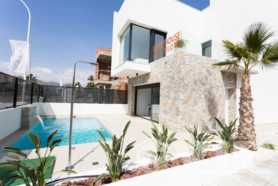 3 Bedrooms Bedroom Villa in San Juan De Los Terreros