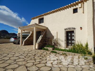 VIP7413: Villa en Venta en Turre, Almería