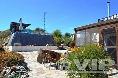 VIP7417: Cortijo zu Verkaufen in El Pocico (Lubrin), Almería