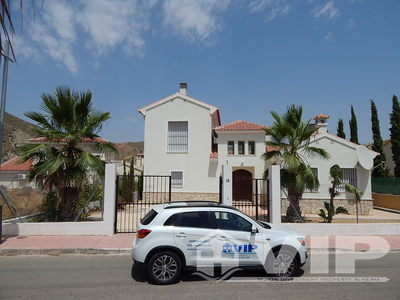 3 Bedrooms Bedroom Villa in Arboleas