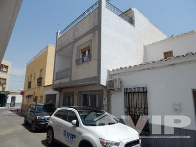 4 Schlafzimmer Schlafzimmer Stadthaus in Los Gallardos