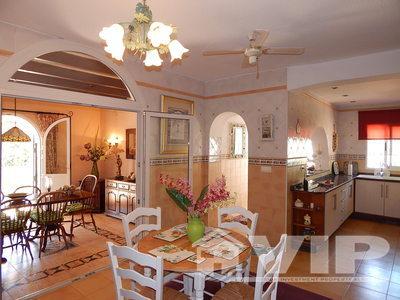 VIP7449: Villa à vendre en Mojacar Playa, Almería