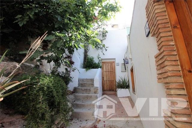 VIP7450: Stadthaus zu Verkaufen in Mojacar Pueblo, Almería