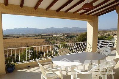 VIP7451: Villa en Venta en Los Gallardos, Almería