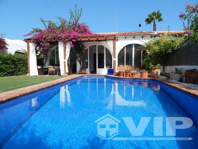 3 Bedrooms Bedroom Villa in Vera Playa