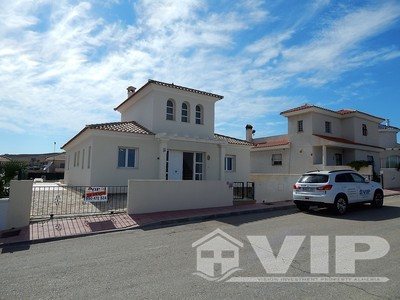 3 Bedrooms Bedroom Villa in Los Gallardos