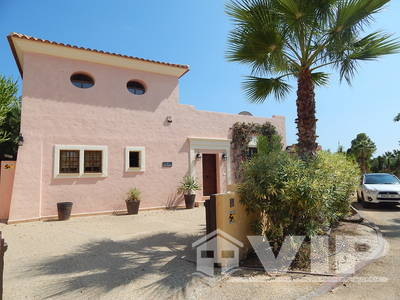 VIP7465: Villa for Sale in Desert Springs Golf Resort, Almería
