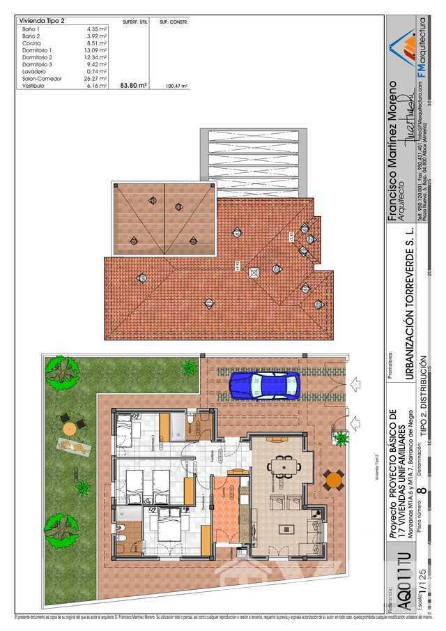 VIP7487: Villa zu Verkaufen in Turre, Almería