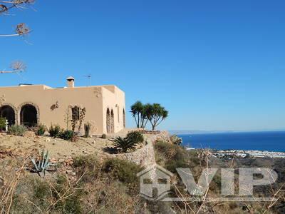 4 Slaapkamers Slaapkamer Villa in Mojacar Playa