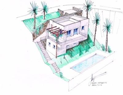 VIP7500: Villa te koop in Mojacar Playa, Almería