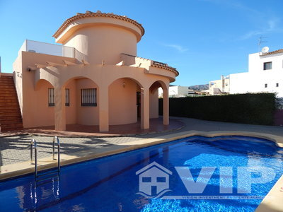 4 Bedrooms Bedroom Villa in Los Gallardos
