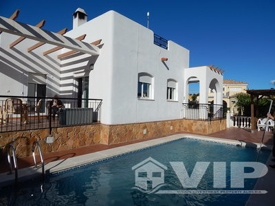 2 Bedrooms Bedroom Villa in Turre