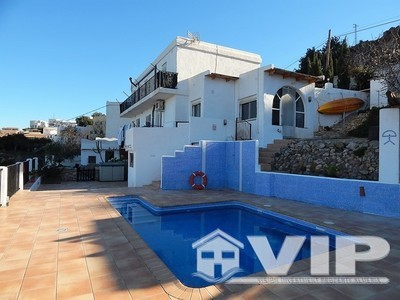 VIP7523: Villa for Sale in Mojacar Playa, Almería