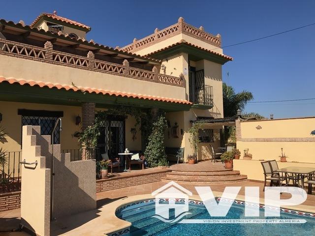 VIP7527: Villa à vendre en Villaricos, Almería