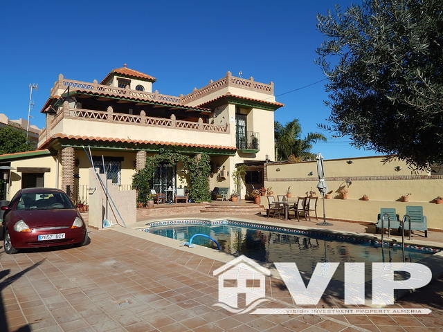 VIP7527: Villa for Sale in Villaricos, Almería