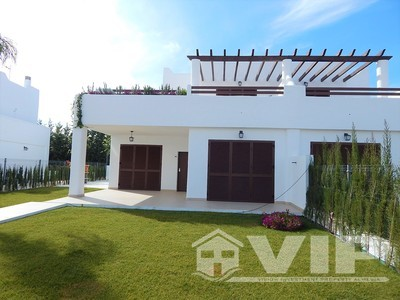 2 Bedrooms Bedroom Villa in San Juan De Los Terreros