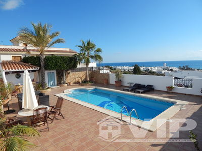VIP7546: Villa for Sale in Mojacar Playa, Almería