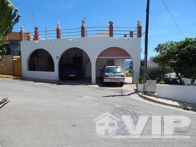 VIP7556: Villa à vendre en Mojacar Playa, Almería